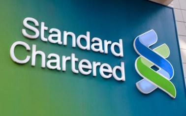 Standard Chartered profile banner