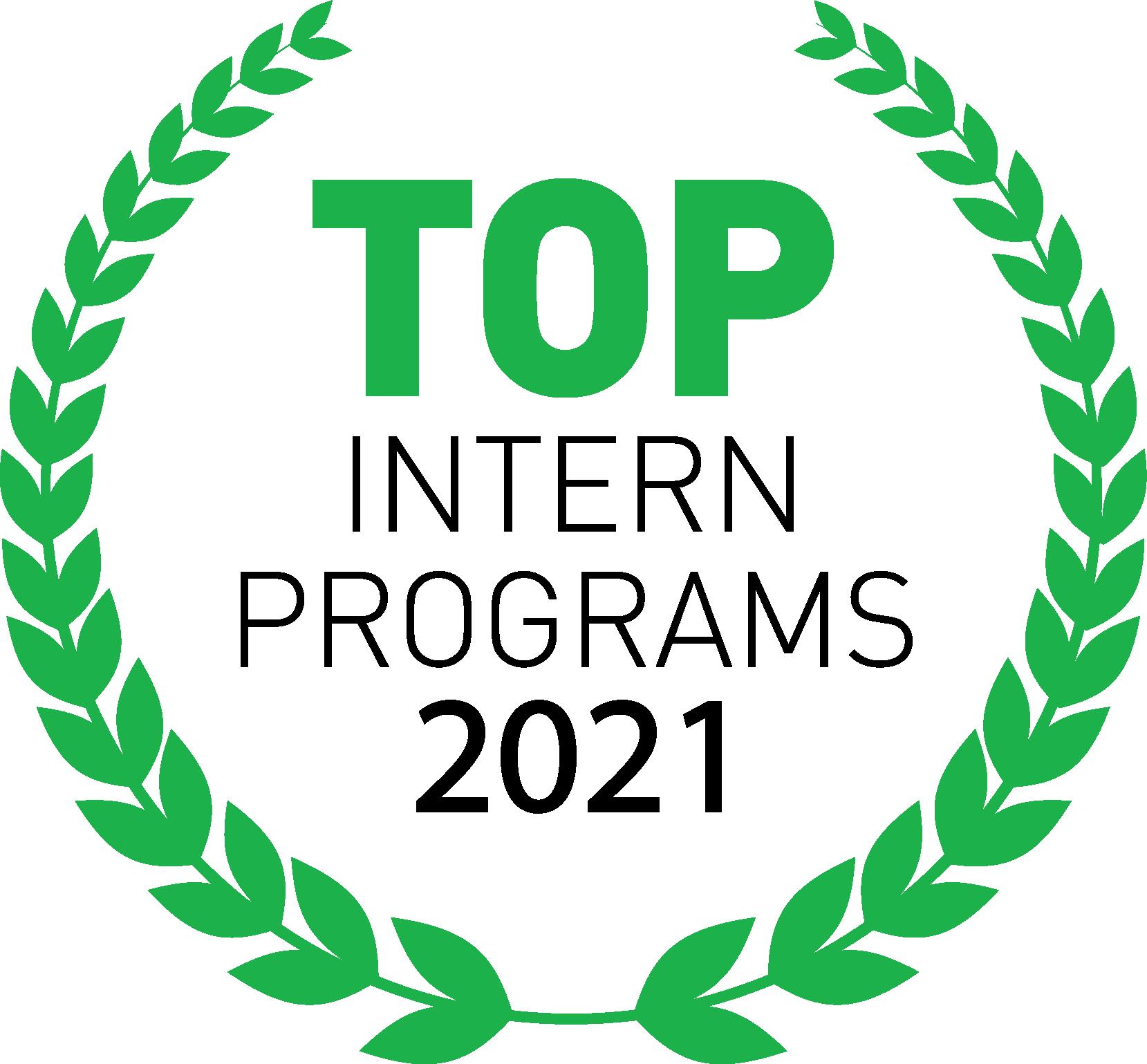Top Intern Programs 2021