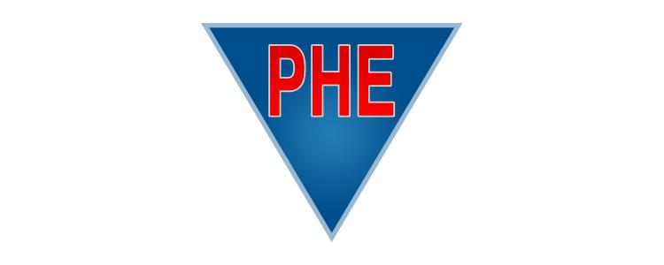 PHE profile banner