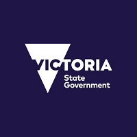 The Victorian State Government logo