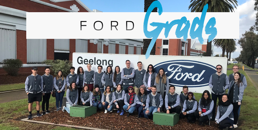 Ford Motor Company profile banner