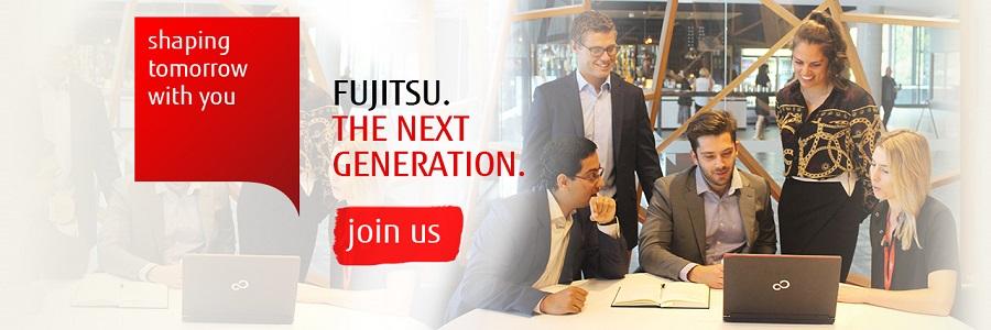 Fujitsu profile banner