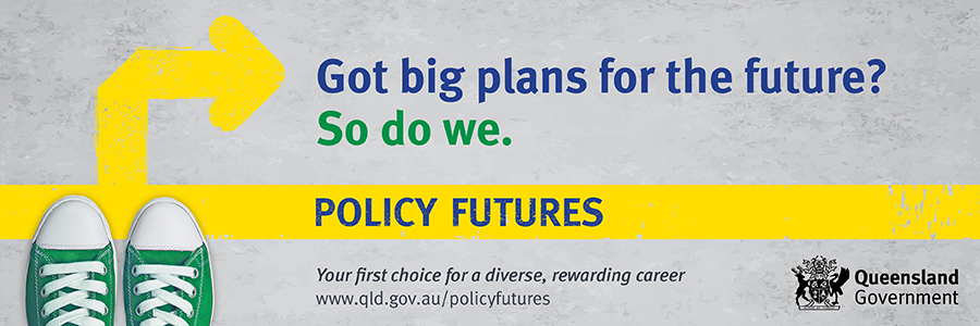 Policy Futures Graduate Program profile banner