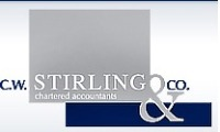C W Stirling & Co logo
