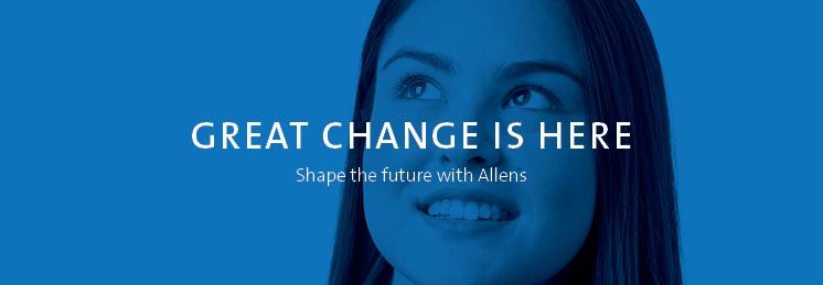 Allens profile banner profile banner