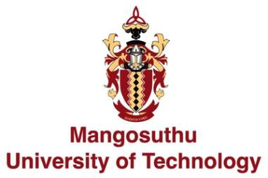 Mangosuthu University of Technology logo