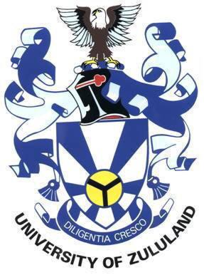 University of Zululand logo