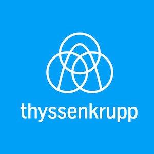 Thyssen Elevators logo