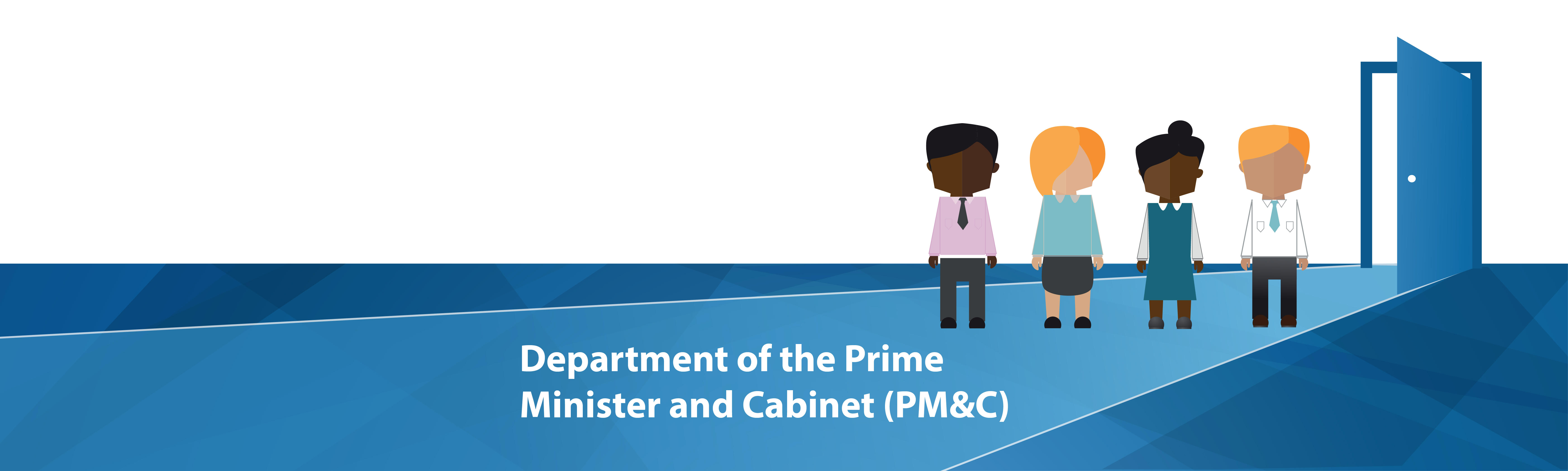 Department of the Prime Minister and Cabinet profile banner