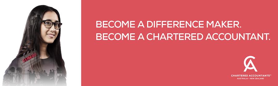 Chartered Accountants Australia and New Zealand profile banner