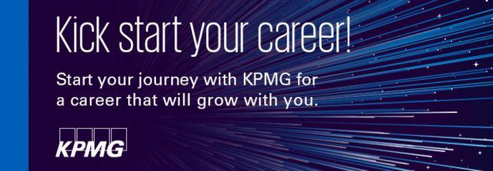 KPMG profile banner