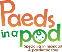 Paeds in a Pod logo