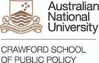 Crawford school of public policy logo