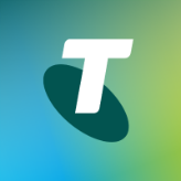 Telstra Singapore logo