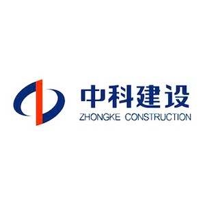 ZHONGKE CONSTRUCTION logo