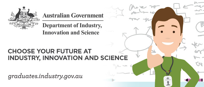 Department of Industry, Innovation and Science profile banner