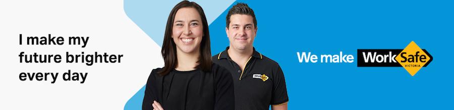 WorkSafe Victoria profile banner
