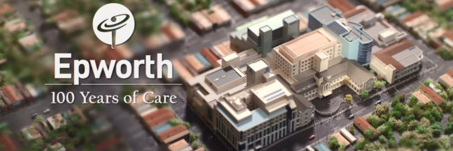 Epworth HealthCare profile banner