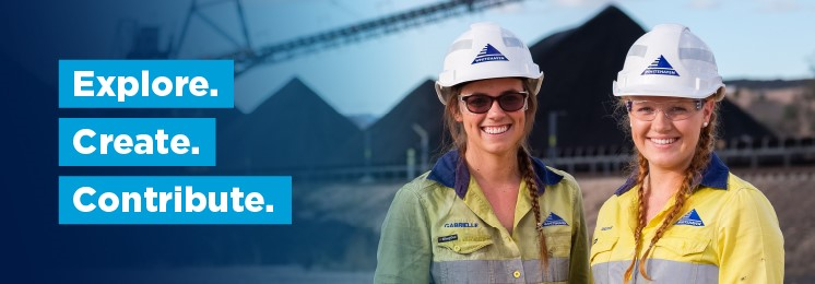 Whitehaven Coal profile banner