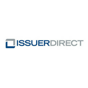 Issuer Direct logo