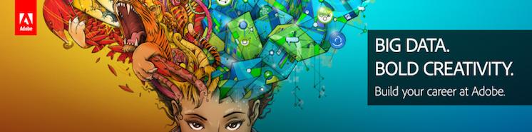 Adobe profile banner