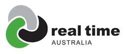 Real Time Australia logo