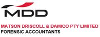 MDD Forensic Accountants logo