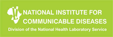National Institute for Communicable Diseases logo