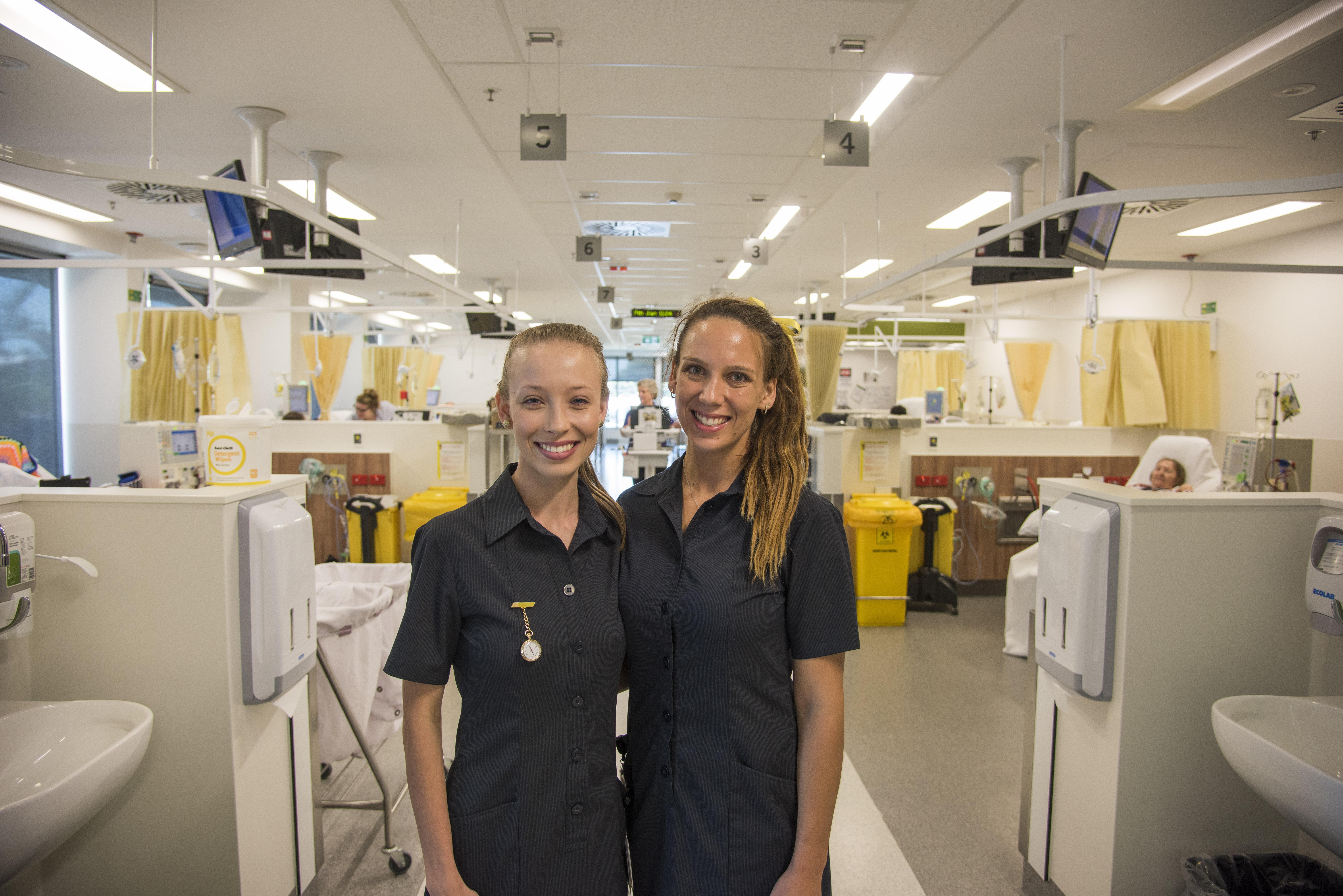 Queensland regering - Sygepleje og jordemødre Graduate-9995
