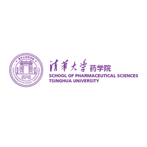 Tsinghua University's School of Pharmaceutical Sciences logo