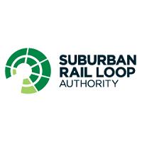 Suburban Rail Loop Authority logo