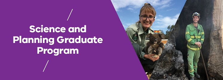 Science & Planning Graduate Program, DELWP/DJPR, Victorian Government profile banner