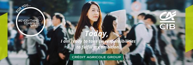 Crédit Agricole CIB profile banner profile banner