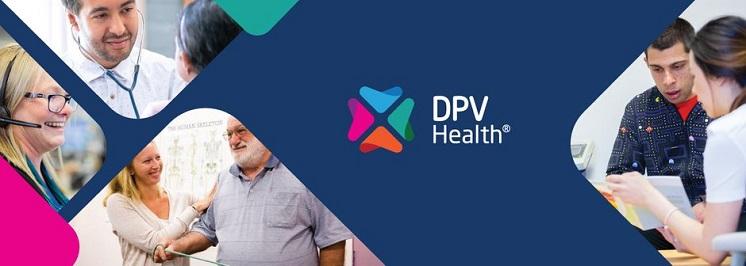 DPV Health profile banner