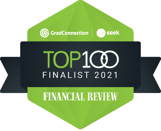 TOP 100 Employer Finalist 2021
