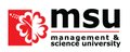 Management and Science University Malaysia logo