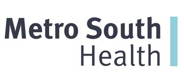 Metro South Health logo