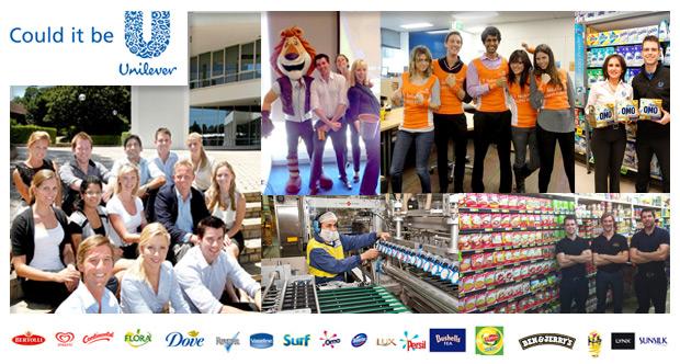 Unilever profile banner