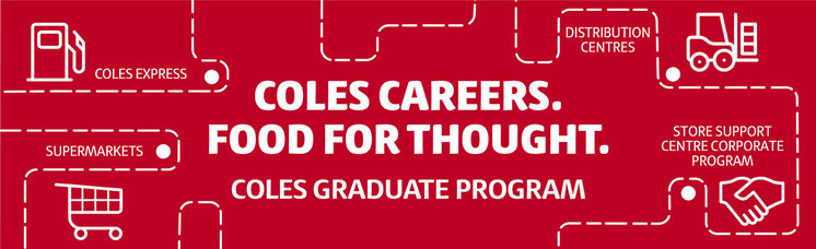 Coles Group profile banner