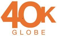 40K Globe logo