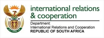 Department of International Relations logo