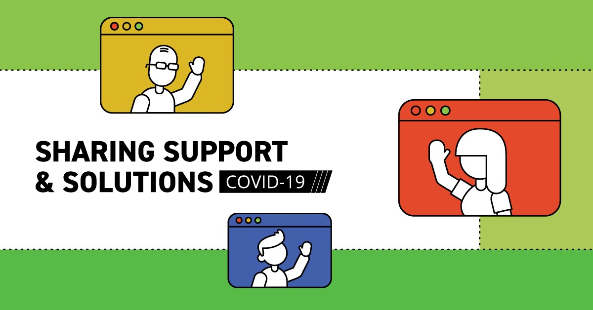 Sharing Support & Solutions