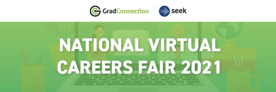 Virtual Career Fair Banner
