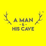 A Man & His Cave logo