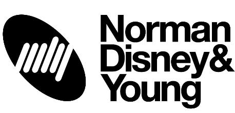 Norman Disney & Young logo