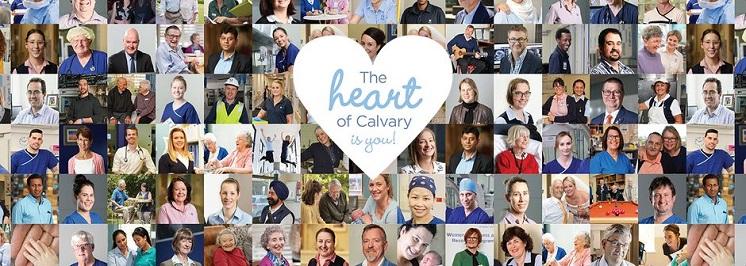 Calvary Health Care profile banner
