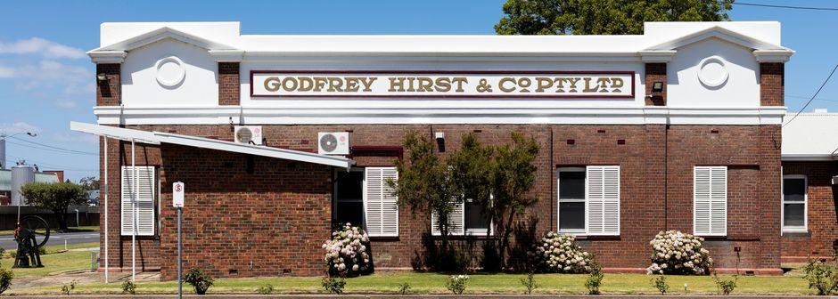 Godfrey Hirst Australia profile banner