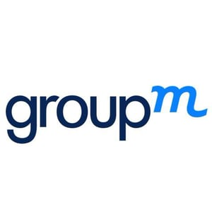 GroupM broken logo