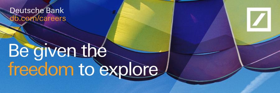 Deutsche Bank profile banner