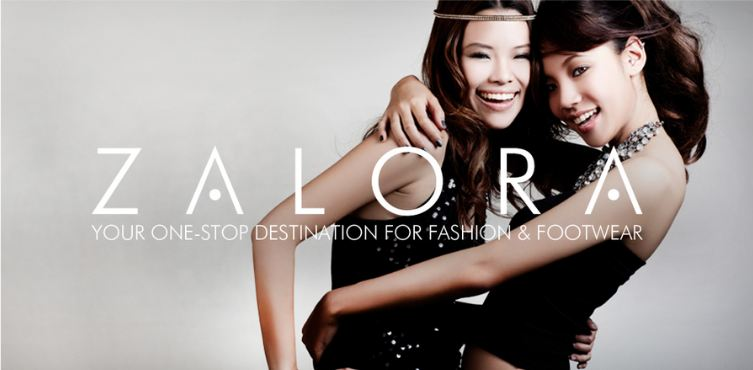 Zalora profile banner